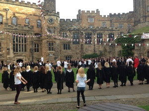 matriculation at castle