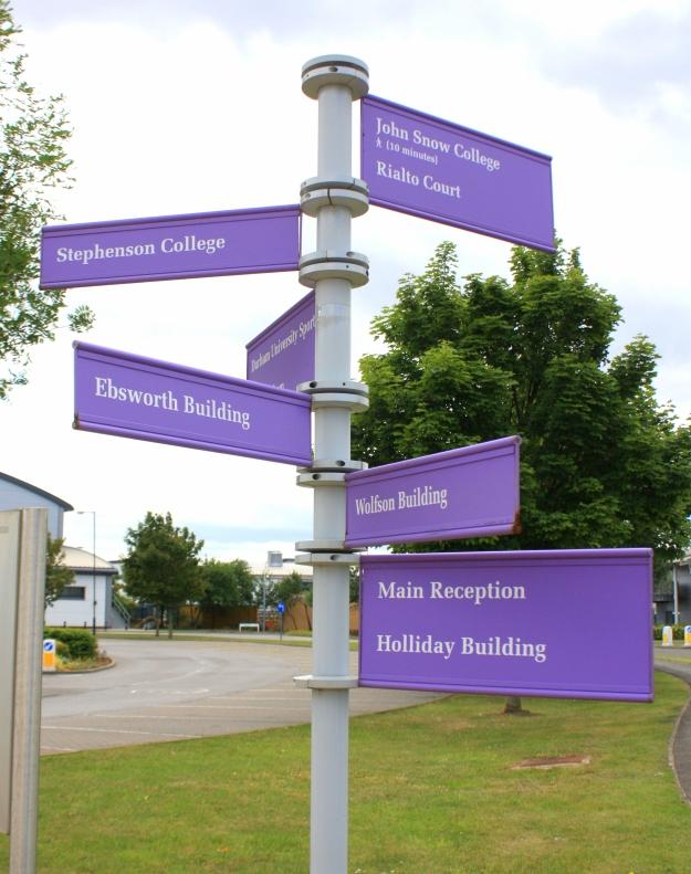 Durham University Queens Campus