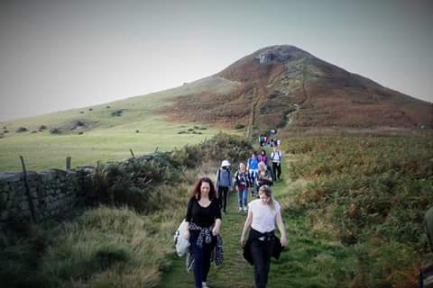 Roseberry Topping, by Catia Silverio